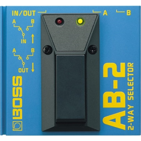 PEDAL FOOTSWITCH BOSS AB-2 - 906005253