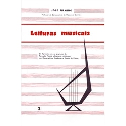 LIVRO LEITURAS MUSICAIS Nº 2 JOSE FIRMINO - 803200400