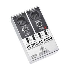D.I BOX Behringer DI20 Ultra-DI - 905204924