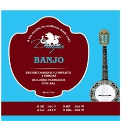JOGO CORDAS BANJO - 900004362
