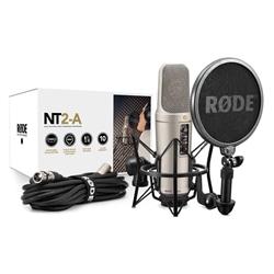 MICROFONE RODE NT2-A - 154412903