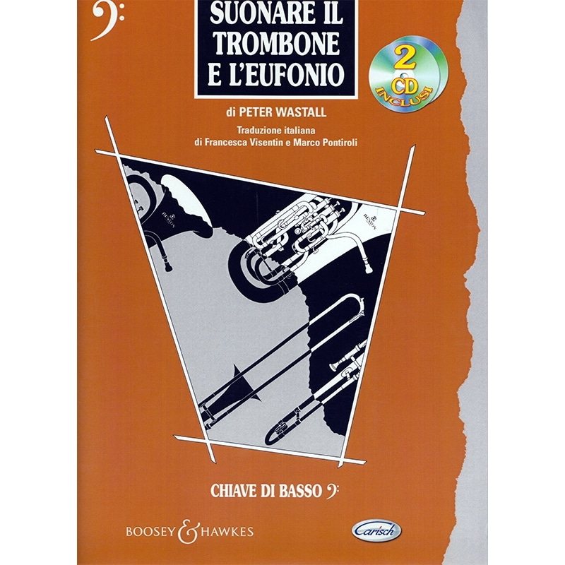 LIVRO LEARN AS YOU PLAY TROMBONE AND EUPHONIUM BC - 800000845