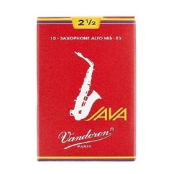 PALH.VANDOREN SAX ALTO Nº2.5 JAVA RED CUT - 972110297