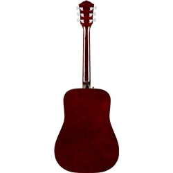 GUIT FOLK FENDER FA-125 NAT WALNUT - 971110021