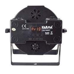 PROJECTOR KARMA LED PAR 18X1.5W RGB DMX - 600018298