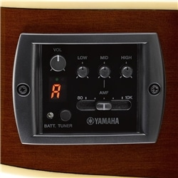 GUIT ELECT ACUST YAMAHA CPX 600  ROOT BEER - 175118971
