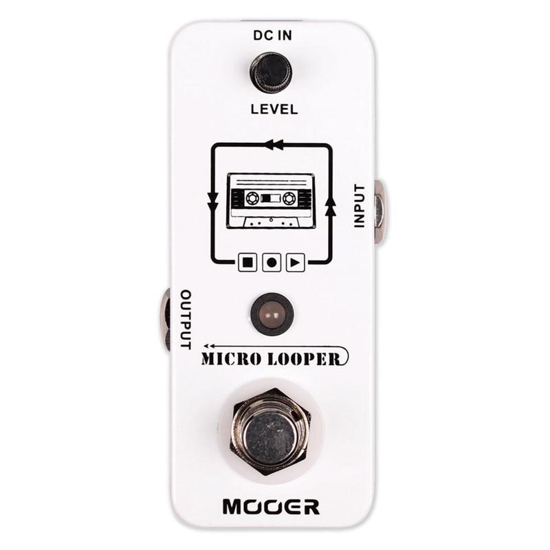 PEDAL MOOER MICRO LOOPER - 946110301