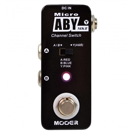 PEDAL MOOER MICRO ABY MKII - 946110361