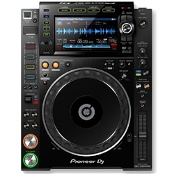 LEITOR CD PIONEER CDJ-2000NXS2 - 151413933