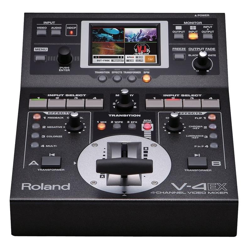 ROLAND V-4EX - 153713889